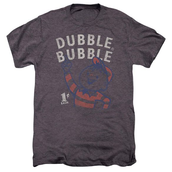Dubble Bubble Pointing Short Sleeve Adult Premium Tee Moth T-Shirt