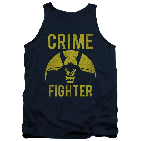 Dc Fight Crime Adult Tank