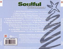 Various Artists - Soulful Christmas [Time Life]