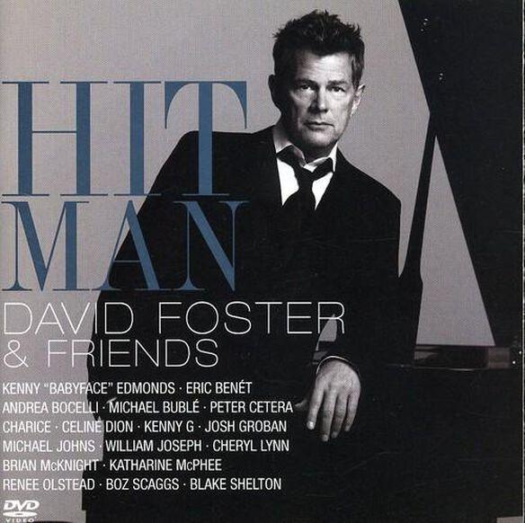 Hit Man: David Foster & Friends / Various (W/Dvd)