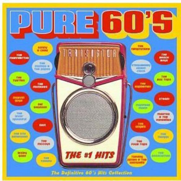 Pure 60's: The #1 Hits / Various