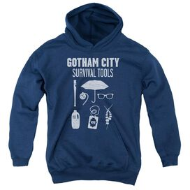 Gotham Survival Tools Youth Pull Over Hoodie
