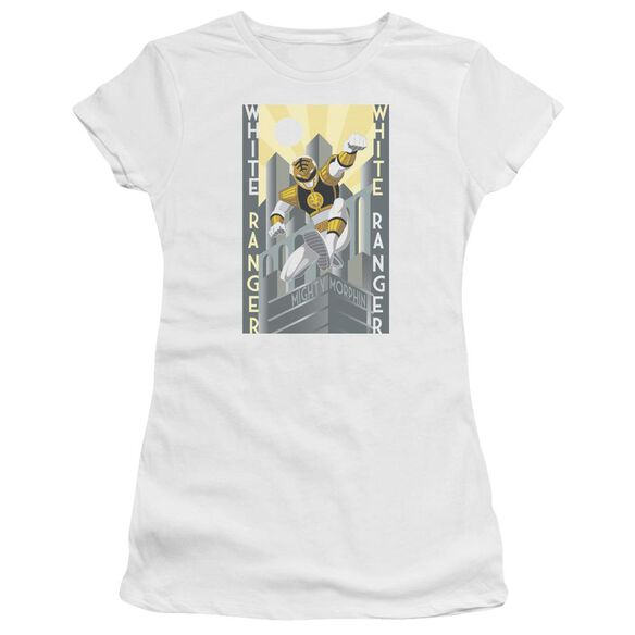 Power Rangers Ranger Deco Premium Bella Junior Sheer Jersey