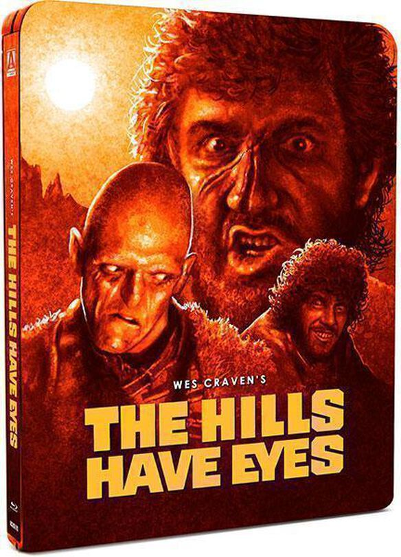 Wes Craven's The Hills Have Eyes [Exclusive Steelbook with Limited Edition Artwork]