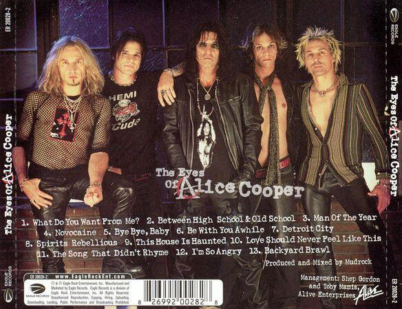 Eyes Of Alice Cooper 0903