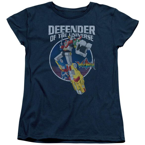 Voltron Defender Short Sleeve Womens Tee T-Shirt