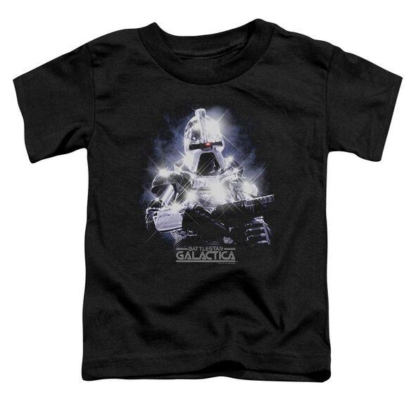 BSG 35TH ANNIVERSARY CYLON-S/S T-Shirt