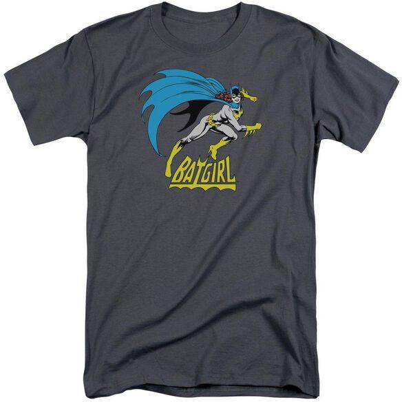 DC BATGIRL BATGIRL IS HOT-S/S ADULT T-Shirt