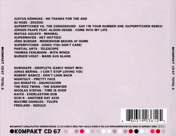 Kompakt Total 9