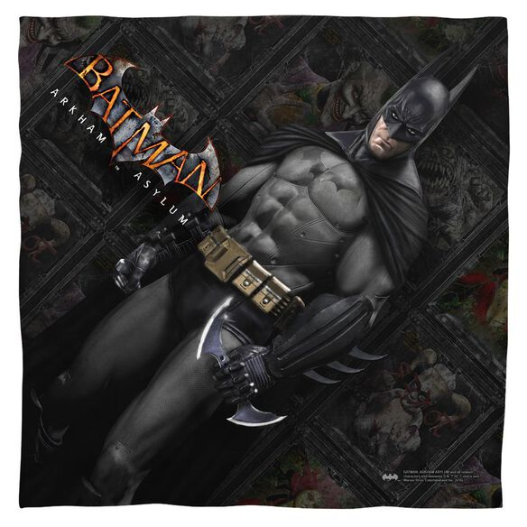 Batman Arkham Asylum Arkham Inmates Bandana