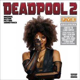 Various Artists - Deadpool 2 Original Motion Picture Soundtrack [Exclusive Domino Cover Vinyl]