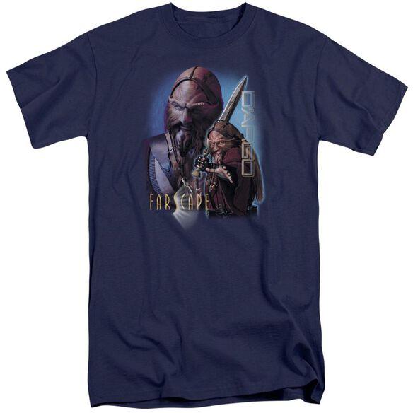 Farscape D'argo Short Sleeve Adult Tall T-Shirt