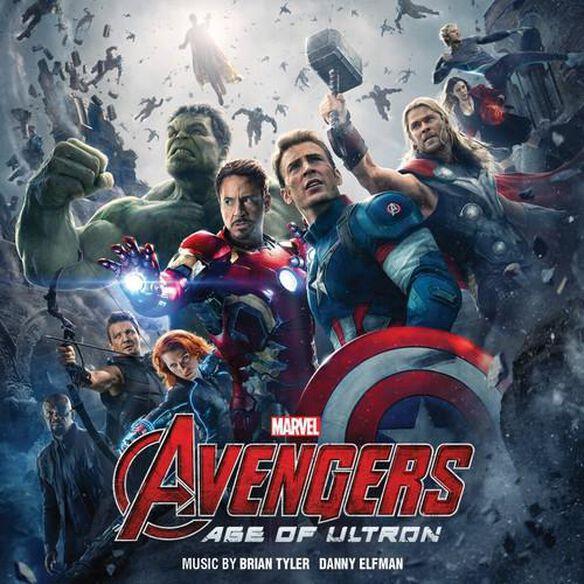Avengers: Age Ultron / O.S.T.