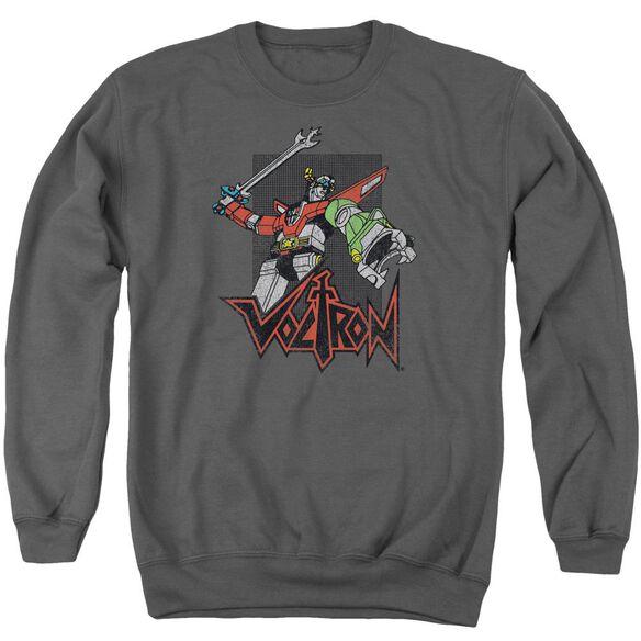 Voltron Roar Adult Crewneck Sweatshirt