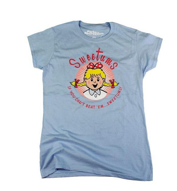 Parks and Recreation Sweetums Women's T-Shirt