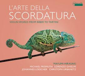 Various Artists - L'arte Della Scordatura