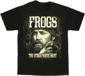 Duck Dynasty Frogs T-Shirt