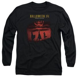 HALLOWEEN III SEASON OF THE WITCH - L/S ADULT 18/1 - BLACK T-Shirt