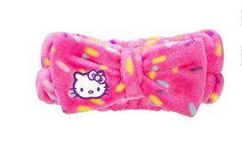 Hello Kitty Celebrate Plush Spa Headband