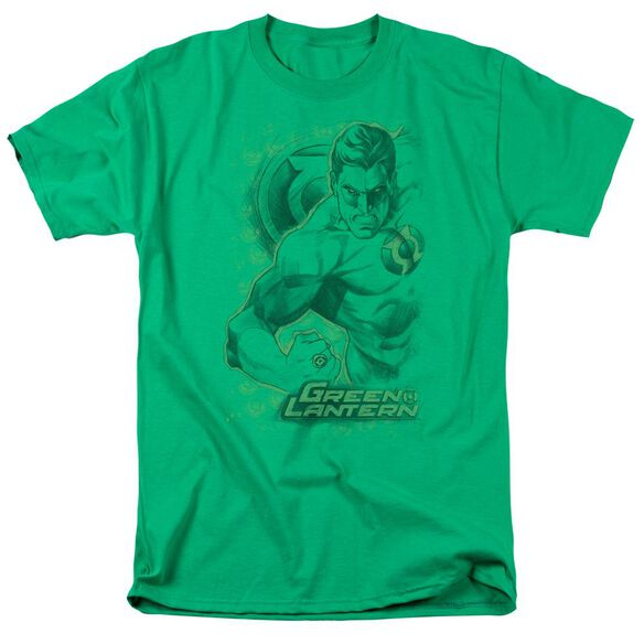 Dc Pencil Energy Short Sleeve Adult Kelly T-Shirt