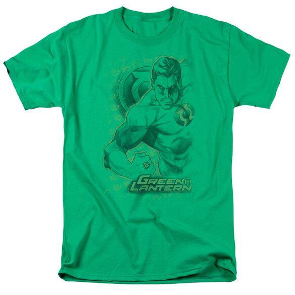 Dc Pencil Energy Short Sleeve Adult Kelly T-Shirt