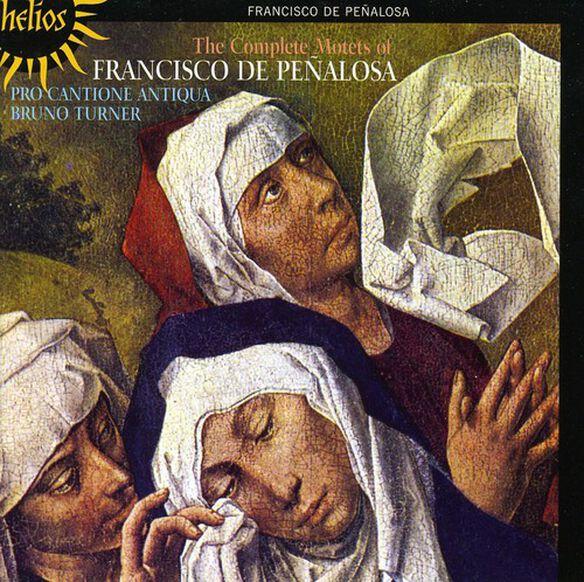 Pro Cantione Antiqua - Complete Motets