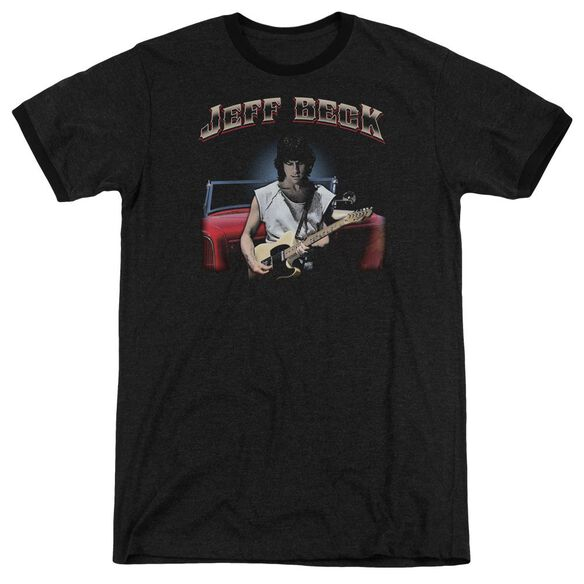 Jeff Beck Jeffs Hotrod Adult Heather Ringer