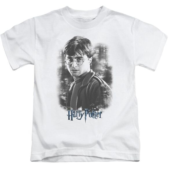Harry Potter Harry In The Woods Short Sleeve Juvenile T-Shirt