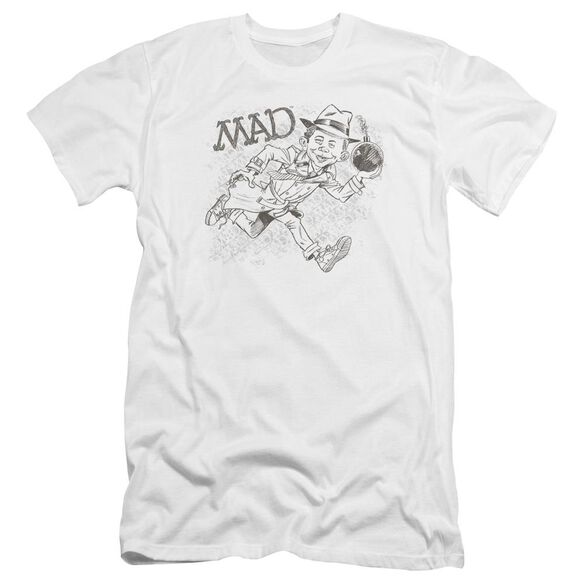 Mad Sketch Premuim Canvas Adult Slim Fit