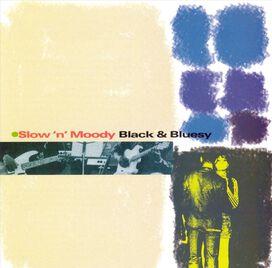 Various Artists - Slow 'n' Moody Black & Bluesy [Virgin]