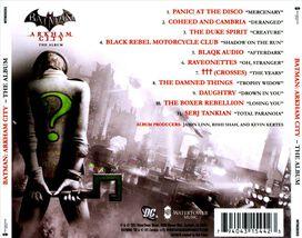 Original Soundtrack - Batman: Arkham City - The Album [Original Game Soundtrack]