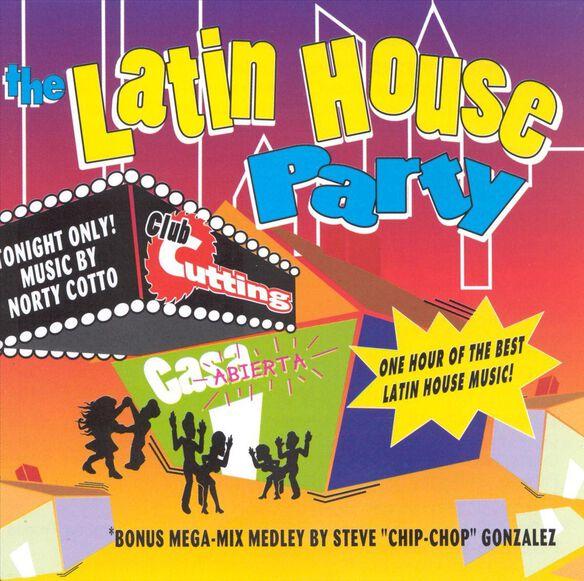 Latin House Party 696