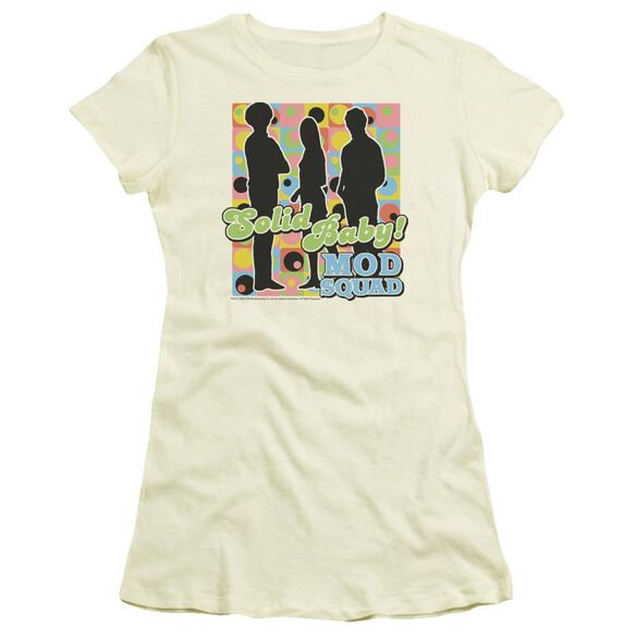 MOD SQUAD SOLID MOD PATTERN-S/S T-Shirt