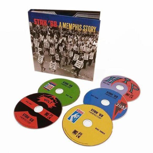 Various Artists - Stax '68: A Memphis Story (Various Artists)