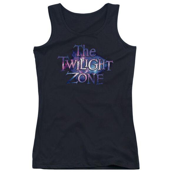 Twilight Zone Twilight Galaxy Juniors Tank Top