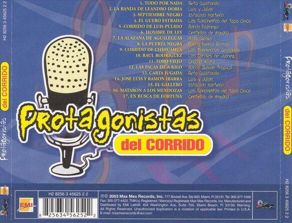 Protagonistas Del Corrido