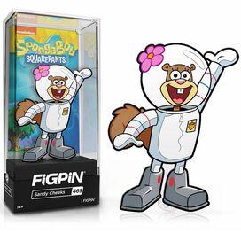 SpongeBob SquarePants Sandy Cheeks FiGPiN