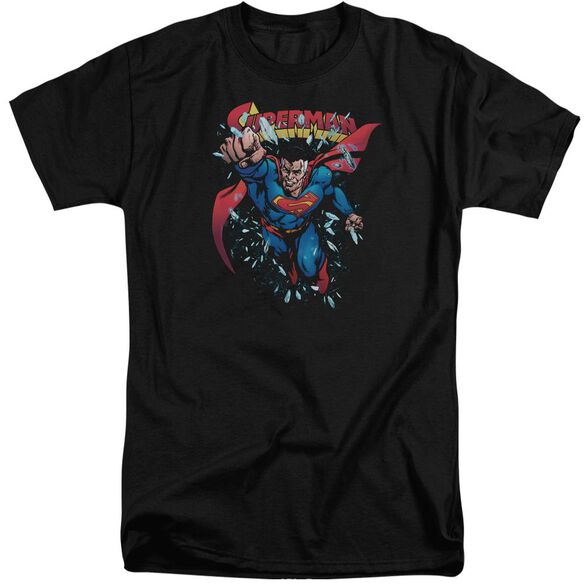 Superman Old Man Kal Short Sleeve Adult Tall T-Shirt