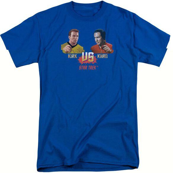 STAR TREK KIRK VS T-Shirt