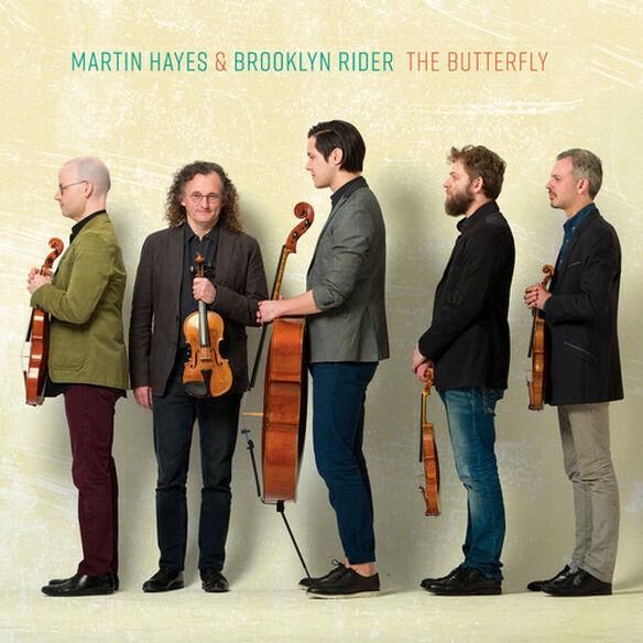 Martin Hayes / Brooklyn Rider - Butterfly