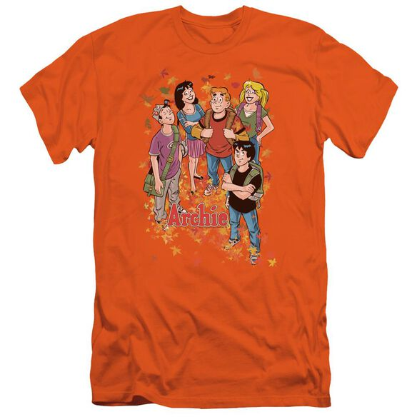 Archie Comics Colorful Short Sleeve Adult T-Shirt