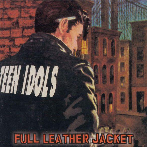 Full Leather Jacket 0800