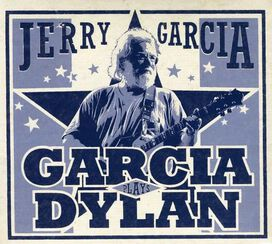 Jerry Garcia - Ladder to the Stars: Garcia Plays Dylan