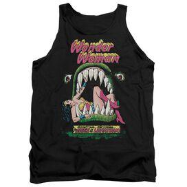 Dc Jaws - Adult Tank - Black