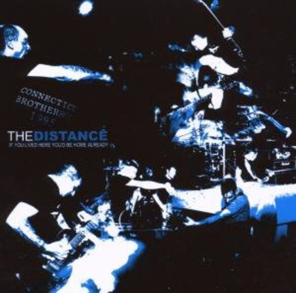 Distance - If You Lived Here You'd Be Home Already