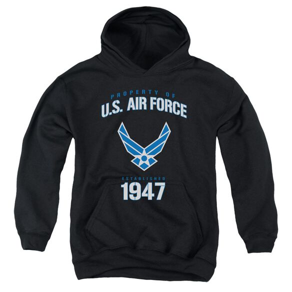 Air Force Property Of Youth Pull Over Hoodie