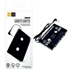 Case Logic CLMCTA100BK Universal Cassette Adapter