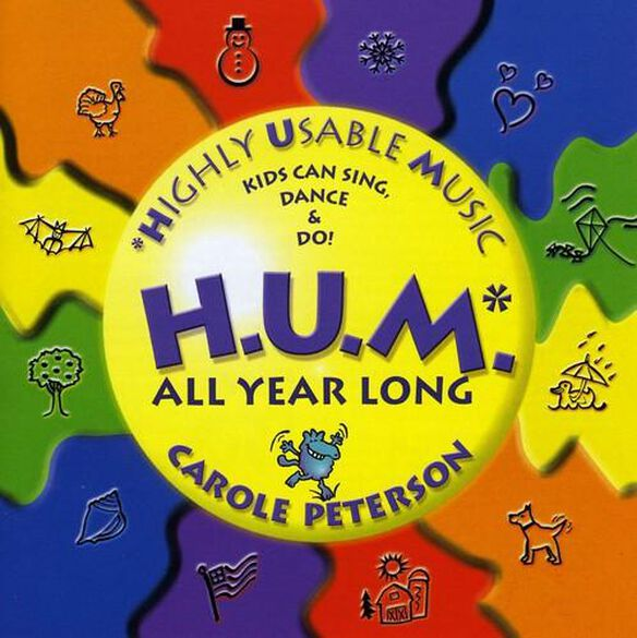 H.U.M. Highly Usable Music, All Year Long!