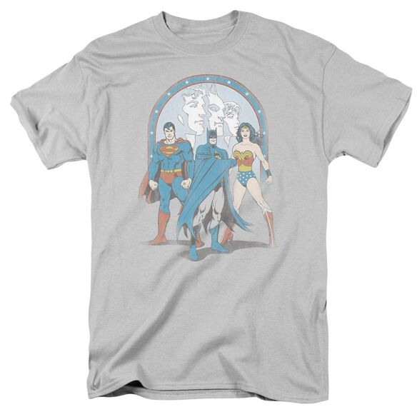 Dc Trinity Short Sleeve Adult T-Shirt