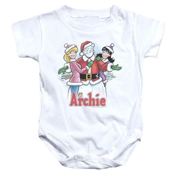 Archie Comics Cover 223 Infant Snapsuit White